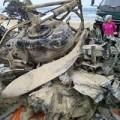 Tin tức - Phát hiện xác máy bay ở bờ biển Thừa Thiên Huế