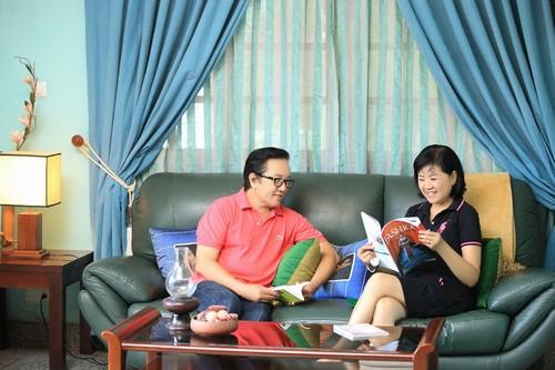 elvis phuong chua bao gio gian vo qua 5 phut - 12