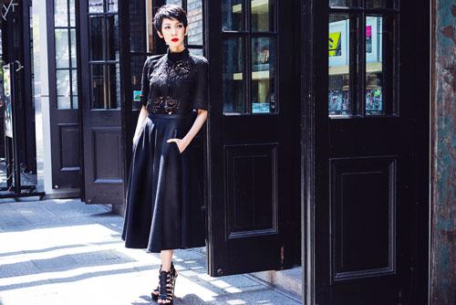 xuan lan lam dao dien catwalk tai thuong hai - 7