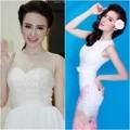 """Thời trang - Top đầm trắng """"đẹp như mơ"""" của Phương Trinh"""