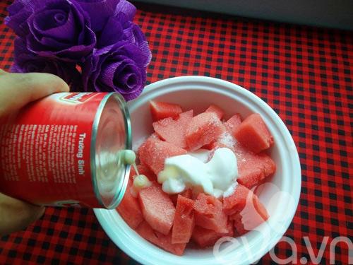 mùa hè giải nhiẹt vói kem que trái cay - 1
