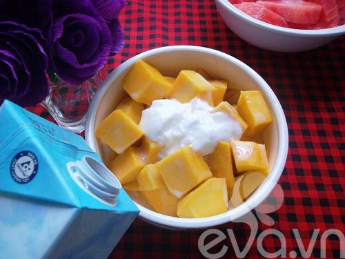 mùa hè giải nhiẹt vói kem que trái cay - 2