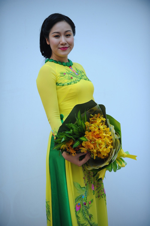 """hh ngo phuong lan va uoc mo ve """"cong dan toan cau"""" - 2"""