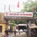 Tin tức - Bé sơ sinh chết bất thường tại BV Sản - Nhi Ninh Bình