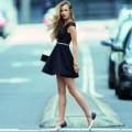 Thời trang - Bí kíp: Đi giày bệt vẫn siêu cao