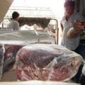 Mua sắm - Giá cả - Đường ra bãi rác của 12 tấn thịt bò ngoại