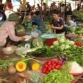 Mua sắm - Giá cả - Dịp lễ 30/4: Giá thực phẩm ổn định