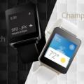Eva Sành điệu - Đồng hồ thông minh G Watch của LG ra mắt vào tháng Sáu