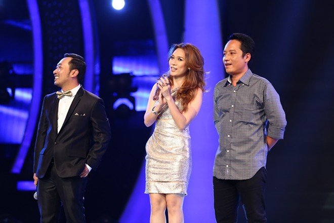 chung ket idol 2013: top 2 bat phan thang bai - 1