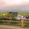 Tin tức - Tai nạn trên đường cao tốc, 4 CSGT tử vong