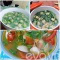 Bếp Eva - 3 cách nấu canh ngao chua đã miệng