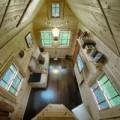 Nhà đẹp - Nhà gỗ 12m2 giá 300 triệu đồng