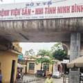 Tin tức - Bố bé sơ sinh chết ở BV Sản - Nhi Ninh Bình bị đánh