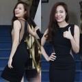 Làng sao - Hoàng Thùy Linh khoe eo thon với váy xuyên thấu