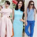 Thời trang - Hè về: Pastel lại mê đắm mỹ nhân Việt