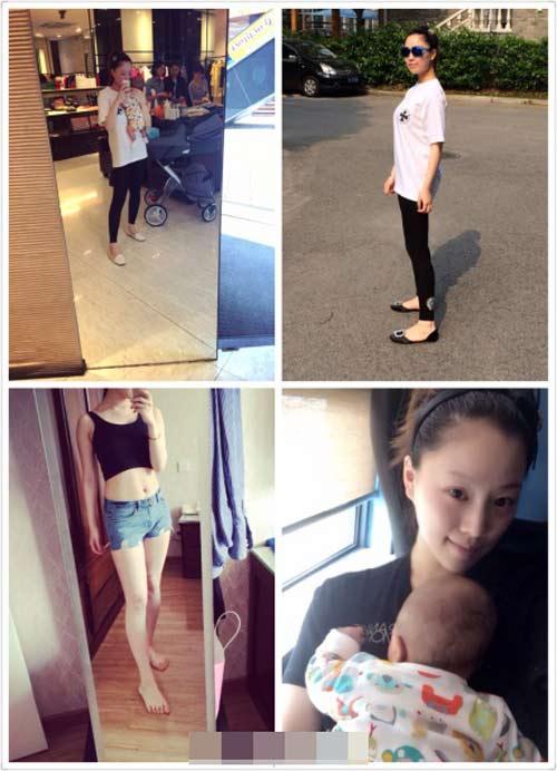 giam 18kg sau sinh du khong an kieng - 4
