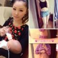 Bà bầu - Giảm 18kg sau sinh dù không ăn kiêng