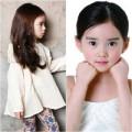Thời trang - Mẫu nhí Hàn 'đốn tim' dân mạng với vẻ đẹp thiên thần