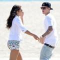 Justin Bieber hẹn hò với người tình mới