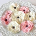 Bếp Eva - Nặn fondant hình hoa đơn giản mà đẹp
