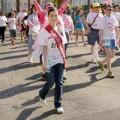 Hậu trường - Hoa hậu Quý bà đi bộ gây quỹ chống ung thư vú