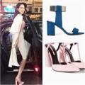 Thời trang - Sao Việt săn lùng giày Zara hot nhất mùa hè