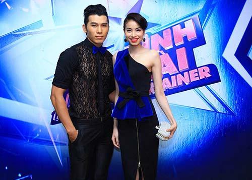 """""""kieu nu"""" ngoc lan dep ngot ngao sau chia tay - 4"""