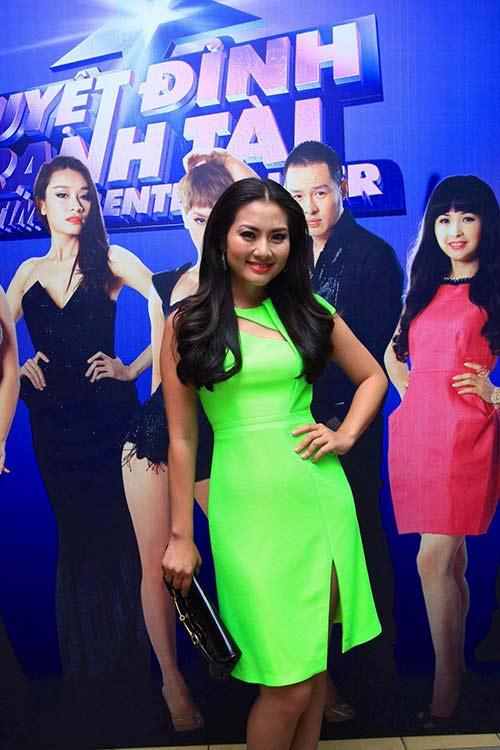 """""""kieu nu"""" ngoc lan dep ngot ngao sau chia tay - 3"""