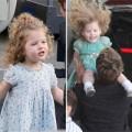 """Làng sao - Con gái Kidman xinh như """"công chúa tóc xù"""""""