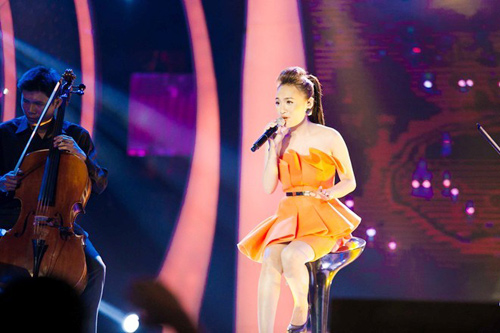 """can do"" tai nang top 2 vietnam idol 2013 - 2"