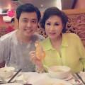 Làng sao - Vũ Hoàng Việt cô đơn khi vắng bạn gái tỉ phú
