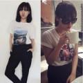 Thời trang - Vào hè, Văn Mai Hương mê mẩn áo thun