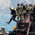 Chìm phà Sewol: Đau lòng đọc nhật ký thợ lặn