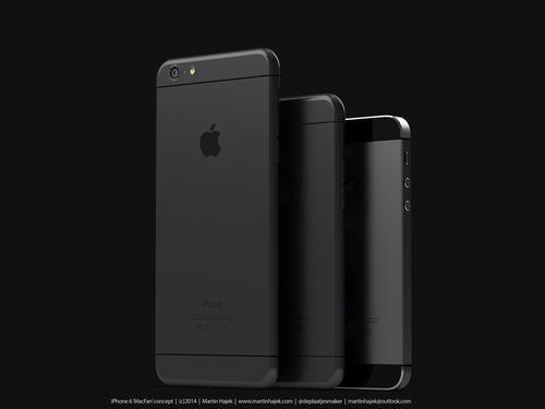 iphone 6 man hinh 4,7 inch ra mat vao thang 8, ban 5,5 inch ra mat thang 9? - 2