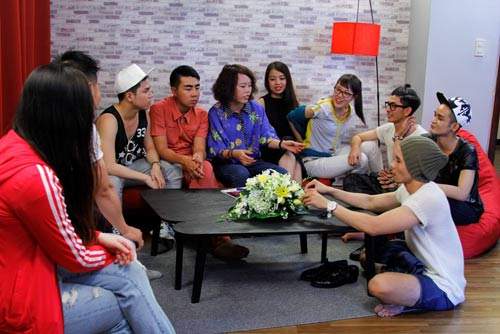 project rrunway 2014: nghet tho tu nhung phut dau - 19