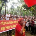 Tin tức - Người Hà Nội xuống đường yêu cầu TQ rút giàn khoan khỏi VN