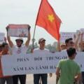 Tin tức - Người dân Huế - Đà Nẵng mít tinh phản đối Trung Quốc