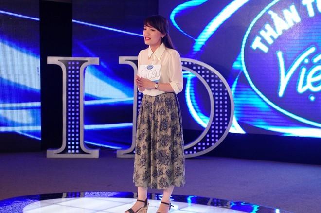 nhat thuy: hanh trinh thanh quan quan vn idol 2013 - 1