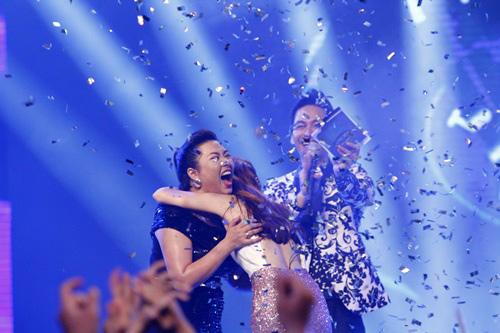 nhat thuy: hanh trinh thanh quan quan vn idol 2013 - 18