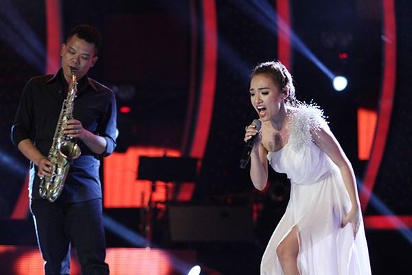 nhat thuy: hanh trinh thanh quan quan vn idol 2013 - 5