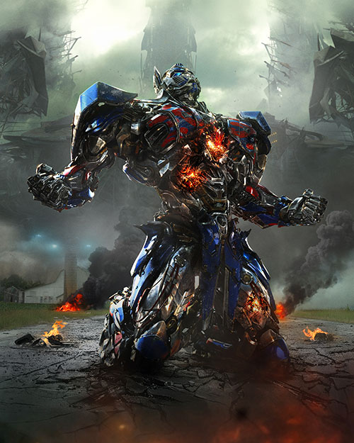 """""""transformers 4 - ky nguyen huy diet"""" se thoi tung phong ve - 3"""