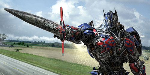 """""""transformers 4 - ky nguyen huy diet"""" se thoi tung phong ve - 4"""