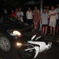 Tin tức - Xe 'điên' tông vào thiếu nữ rồi kéo xe máy bỏ chạy