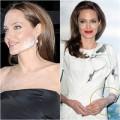 Làm đẹp - 2 lần để phấn loang lổ của Angelina Jolie