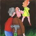 Eva tám - Cười 'toét miệng': ông chồng ranh mãnh
