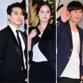 Làng sao - Sao Hàn tới xem phim 19+ của Song Seung Hun