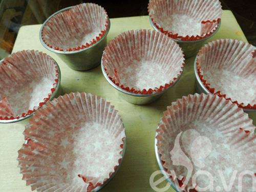 banh muffin dau tam day hap dan - 2