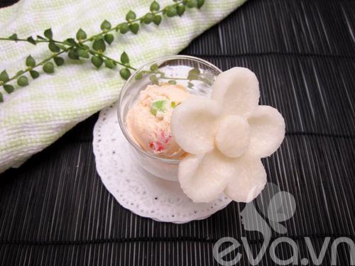tia hoa cu dau don gian trang tri mieng ly - 12