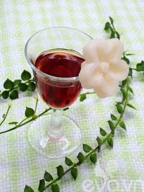 tia hoa cu dau don gian trang tri mieng ly - 13