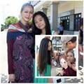 Đi đâu - Xem gì - Khánh My làm bà nội 70 tuổi của Tam Triều Dâng